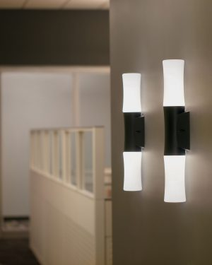 Bamboo Sconce OCL