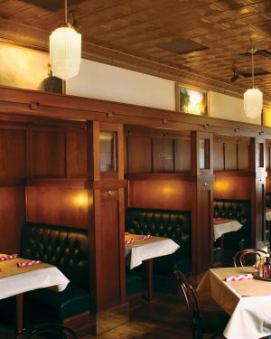 Deco Pendant-Ted's Montana Grill