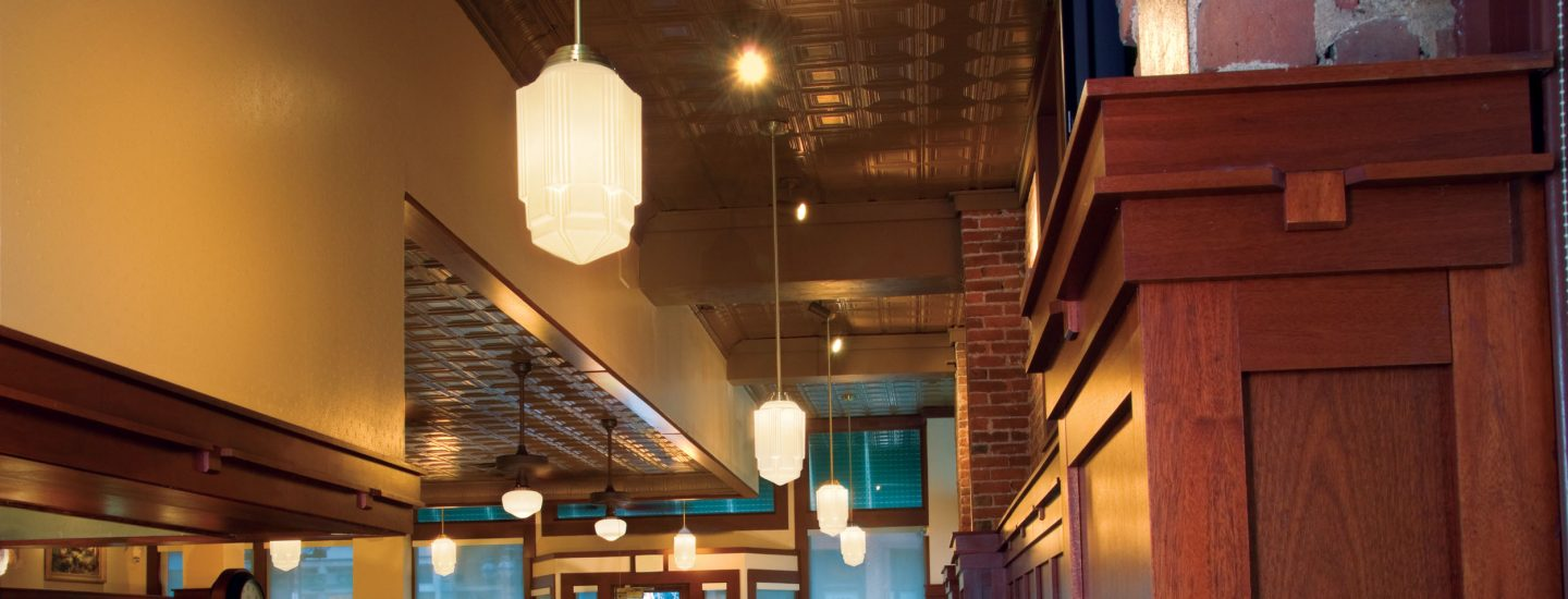 Deco Pendant-Ted's Montana Grill 2