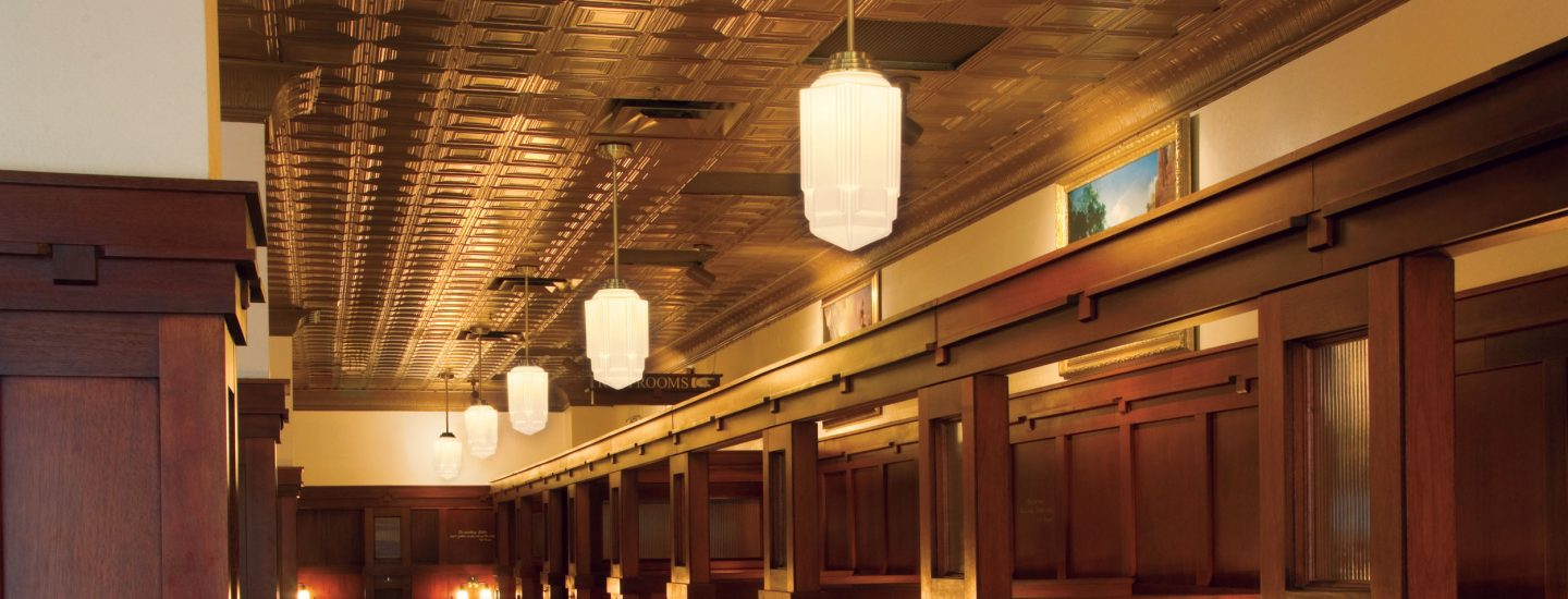 Deco Pendant-Ted's Montana Grill 3