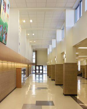 Montage Sconce-Bennett High School