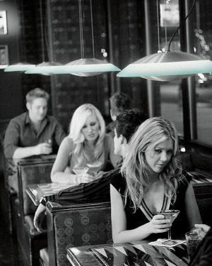 Moonlight Pendant-Halo Bar