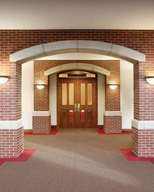 Stellar Sconce-Bible Baptist Church