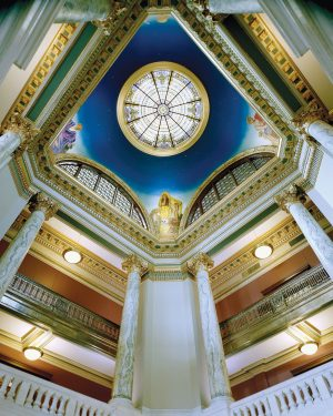 Stellar Pendan-Mercer County Courthouse