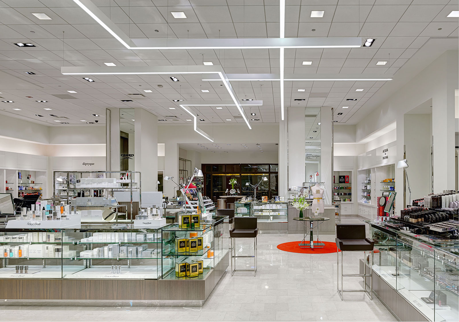 Neiman Marcus OCL Architectural Lighting