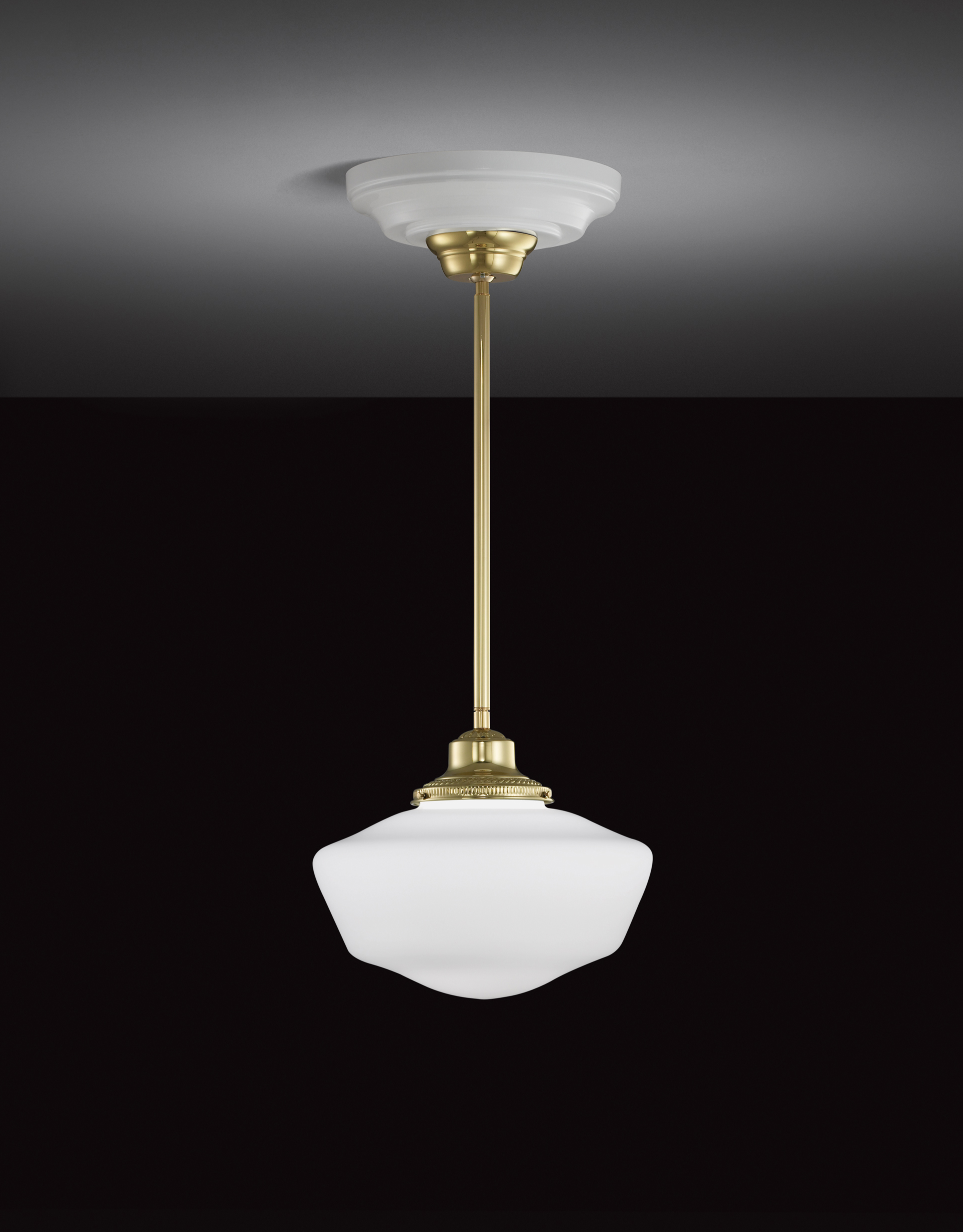 Schoolhouse pendant ocl architectural lighting related fixtures aloadofball Gallery