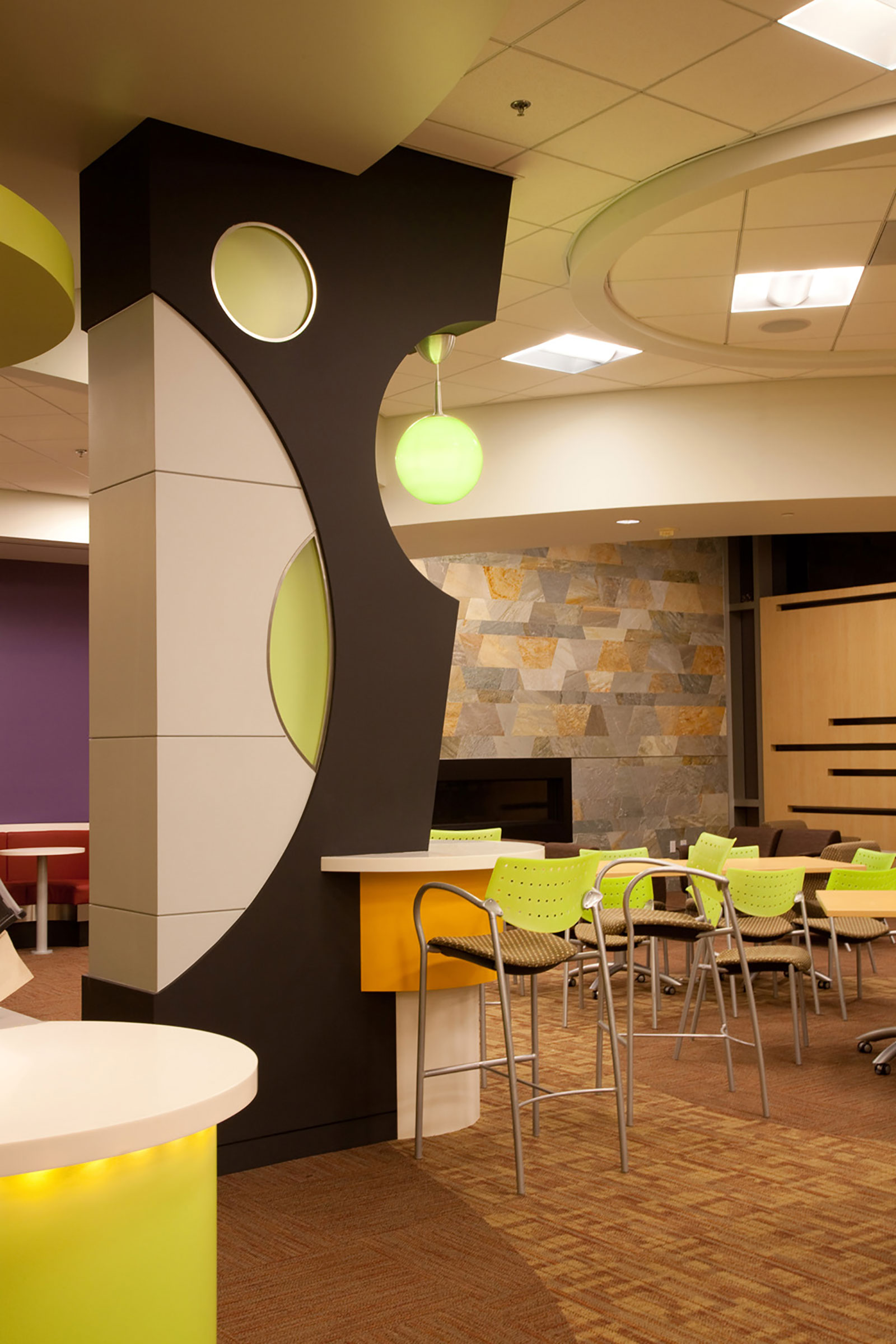 Taco Bell Headquarters Ocl Architectural Lighting