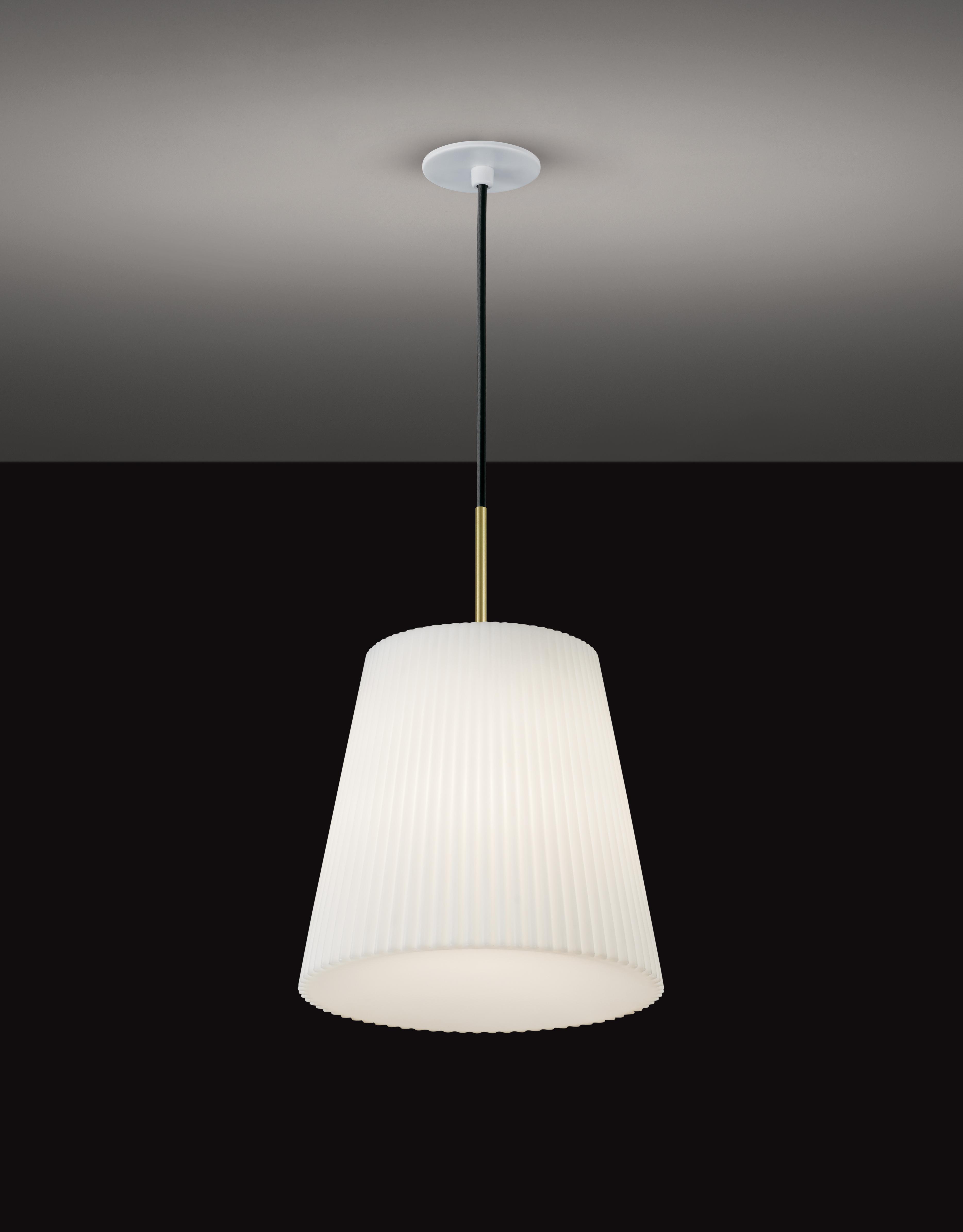 Pleatz Pendant Ocl Architectural Lighting