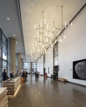 Hyatt Regency Seattle Ocl Architectural Lighting